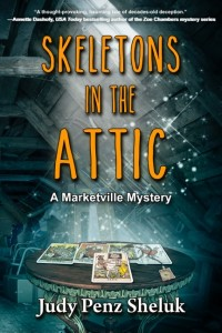 Skeletons in the Attic Front Cover